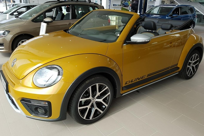 Bettle Cabriolet