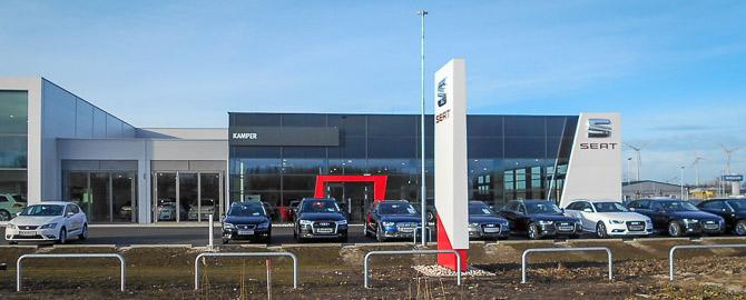 Autohaus Kamper, Ihr Spezialist für VW,AUDI,Nutzfahrzeuge,Seat und Gebrauchtwagen in Bruck an der Leitha. Fachwerkstätte mit optimalem Service
